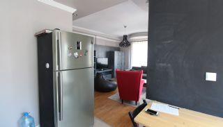 Mountain View Duplex Apartment in a Complex in Antalya, Interior Photos-5