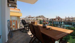 Mountain View Duplex Apartment in a Complex in Antalya, Interior Photos-21