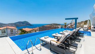 Fantastisk Kalkan villa med havsutsikt och toppmodern design, Kalkan / Centrum - video