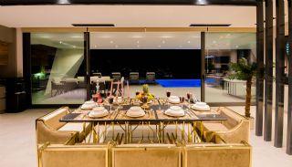Fantastisk Kalkan villa med havsutsikt och toppmodern design, Interiör bilder-6