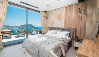 Fantastisk Kalkan villa med havsutsikt och toppmodern design, Planritningar-3