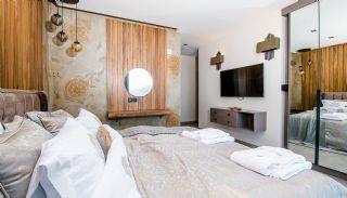 Fantastisk Kalkan villa med havsutsikt och toppmodern design, Planritningar-5