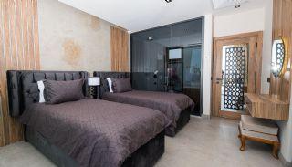 Fantastisk Kalkan villa med havsutsikt och toppmodern design, Planritningar-10