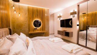 Fantastisk Kalkan villa med havsutsikt och toppmodern design, Planritningar-11