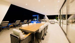 Fantastisk Kalkan villa med havsutsikt och toppmodern design, Planritningar-17