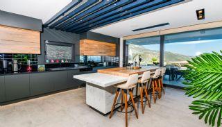 Villa med fantastisk utsikt över staden och havet i Kalkan, Interiör bilder-10