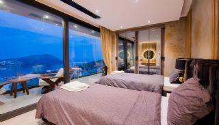 Villa med fantastisk utsikt över staden och havet i Kalkan, Interiör bilder-15