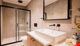 Villa med fantastisk utsikt över staden och havet i Kalkan, Interiör bilder-16