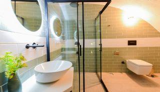 Villa med fantastisk utsikt över staden och havet i Kalkan, Interiör bilder-21
