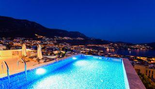 Villa med fantastisk utsikt över staden och havet i Kalkan, Interiör bilder-6