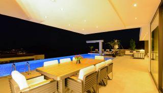 Villa med fantastisk utsikt över staden och havet i Kalkan, Interiör bilder-7