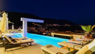 Villa med fantastisk utsikt över staden och havet i Kalkan, Interiör bilder-8