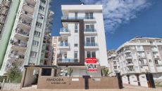 Appartements Pandora Situés à Hurma, Konyaalti, Antalya / Konyaalti - video
