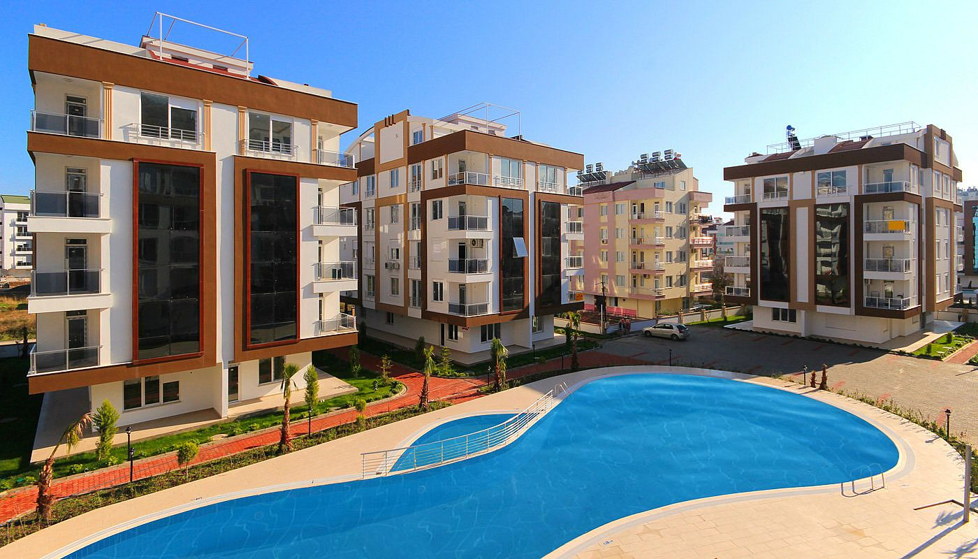 South city apartments apartments for sale antalya for Big city apartments