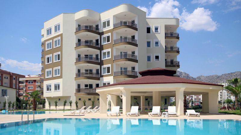 Недвижимость в Махмутларе Турция  квартиры от компании