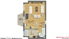 Appartements Contemporains à Konyaaltı Antalya, Projet Immobiliers-6