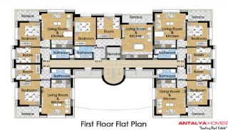 Prestige Park Evleri 3, Kat Planları-2