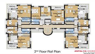 Prestige Park Evleri 3, Kat Planları-3
