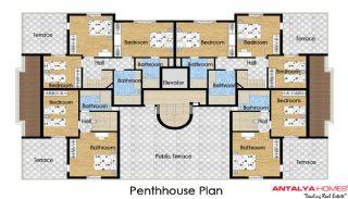 Prestige Park Evleri 3, Kat Planları-4
