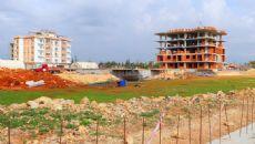 Kepez Huizen II, Bouw Fotos-2