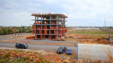 Cheap Apartments with Investment Opportunity in Kepez, Construction Photos-3