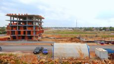 Cheap Apartments with Investment Opportunity in Kepez, Construction Photos-4