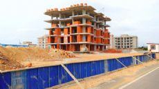 Cheap Apartments with Investment Opportunity in Kepez, Construction Photos-6
