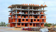 Kepez Häuser II, Foto's Bau-7