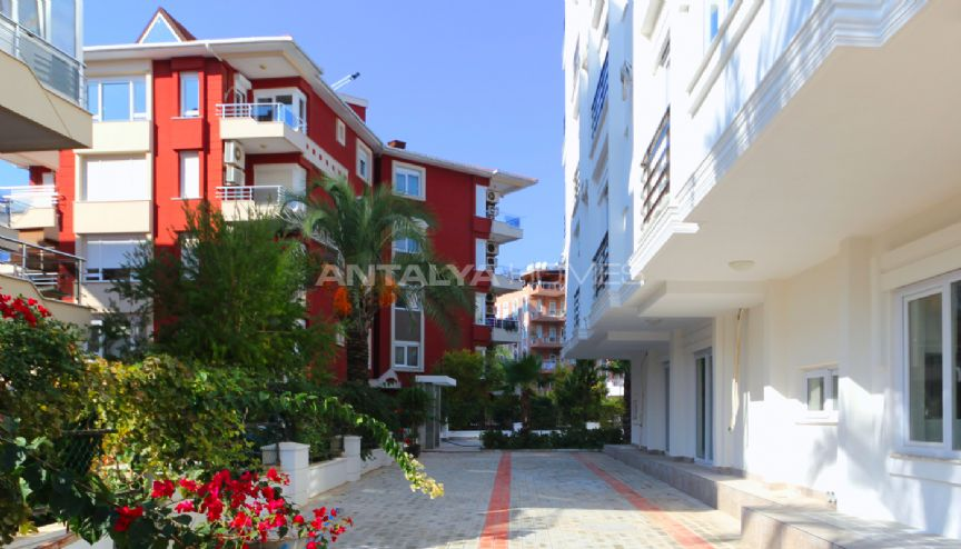 Residence bensu immobilier de luxe vendre antalya for Residence immobilier