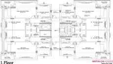 Lavanta Huset, Planritningar-3