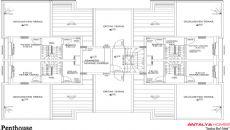 Lavanta Huset, Planritningar-5