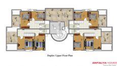 Asil Residence, Kat Planları-1