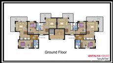 Aston Huizen 1, Vloer Plannen-2