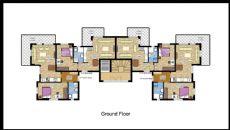 Aston Huizen 2, Vloer Plannen-1