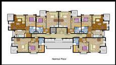 Aston Huizen 2, Vloer Plannen-2