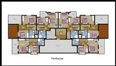 Aston Huizen 2, Vloer Plannen-4