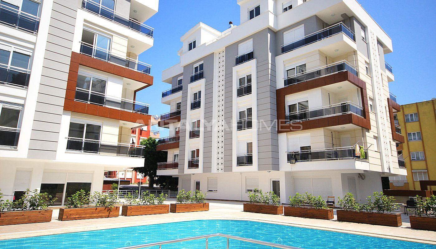 Residence orion immobilier de luxe konyaalti antalya - Appartement luxe en californie horst architects ...