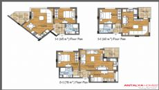 Orion Residence, Property Plans-1