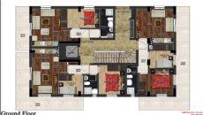 Silver Residence 3, Planritningar-1