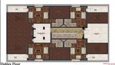Silver Residence 3, Planritningar-3