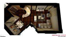Maison Toros Park de Luxe Situé à Konyaalti, Antalya, Projet Immobiliers-6