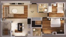 Fenerpark Premium Evleri, Kat Planları-2