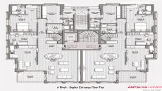 Fenerpark Premium Evleri, Kat Planları-5