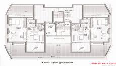 Fenerpark Premium Evleri, Kat Planları-6