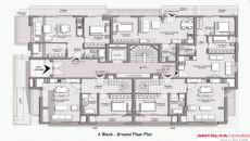 Fenerpark Premium Evleri, Kat Planları-7
