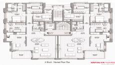 فنرپارک پرمیوم هاوس, پلان ملک-8