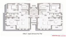 Fenerpark Premium Evleri, Kat Planları-9