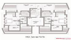 Fenerpark Premium Evleri, Kat Planları-10