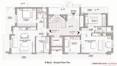 Fenerpark Premium Evleri, Kat Planları-11