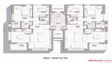 Fenerpark Premium Evleri, Kat Planları-12